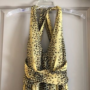 Guess Dresses - Guess leopard print dress